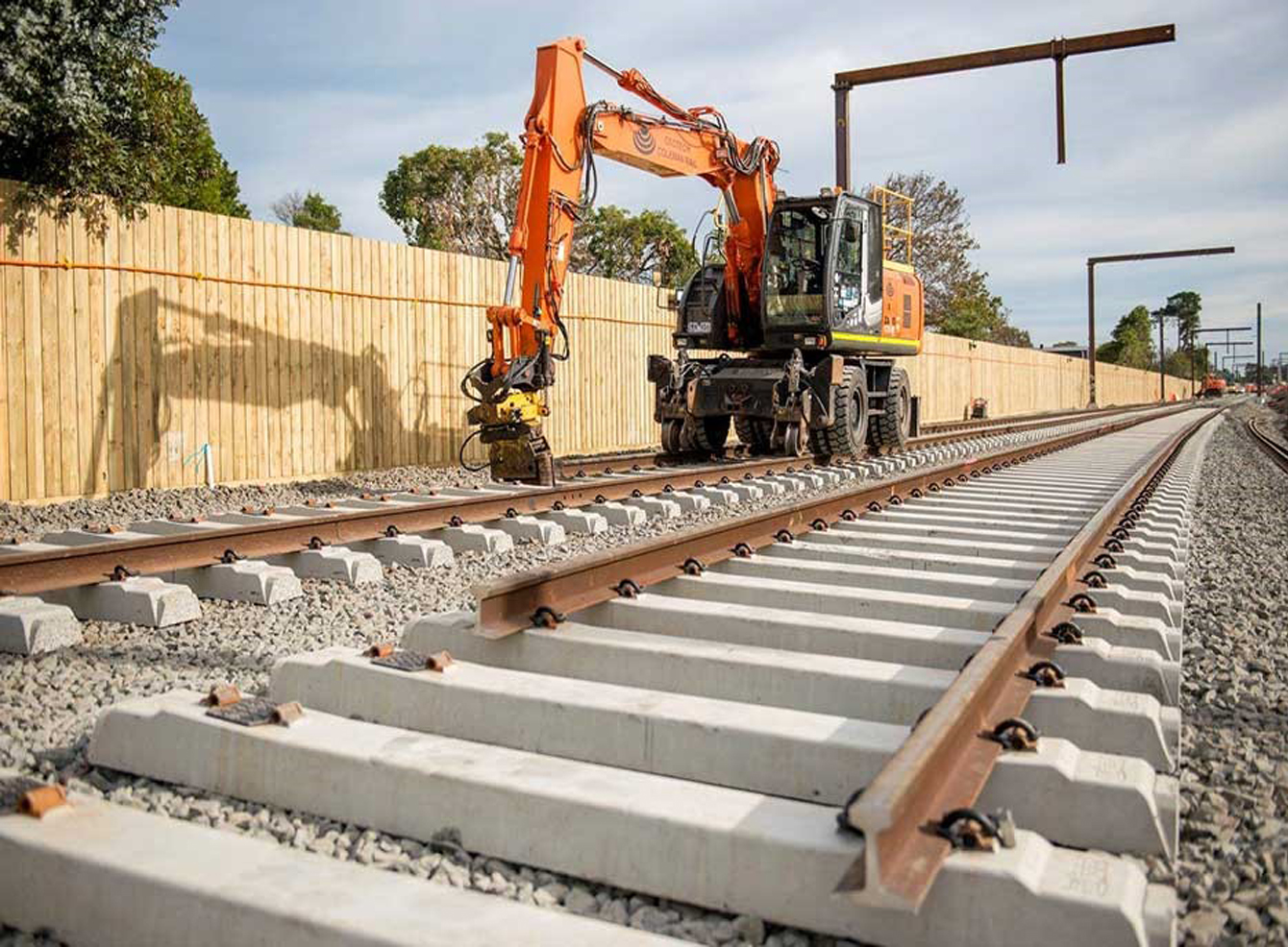 Frankston Train Line Upgrade