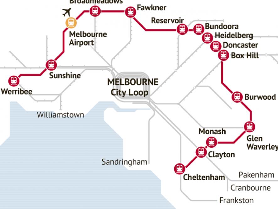 Surburban Rail Loop