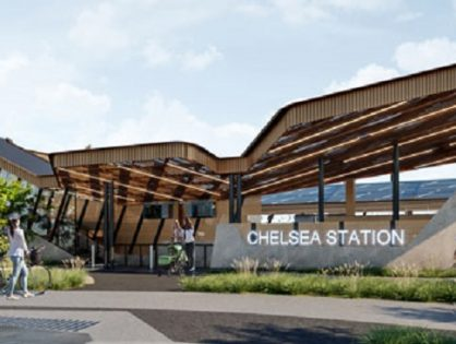 Brand New Stations for Chelsea, Edithvale and Bonbeach