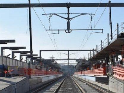 Hurstbridge Line Upgrade Stage 1